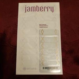 Jamberry Nail Wraps- Gatsby